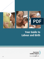 Your Guide to Labour and Birth