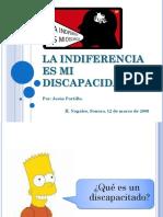 Presentacion Discapacidad