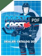 Presto-Crest Dealer Catalog 2011