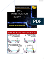 JKR - Soil Investigation