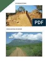 Reservas de Lambayeque