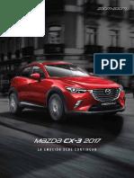 Mazda Cx3 Catalogo