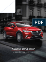 Mazda Cx3 Catalogo