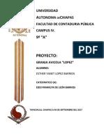 Proyecto Los Pollitos