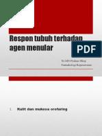 Respon tubuh terhadap agen menular.pptx