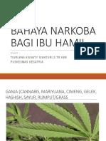 BAHAYA NARKOBA BAGI IBU HAMIL.pptx