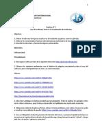 P.7. Uso Del Software Jmol en La Visualización de Moléculas