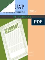 El Warrant 222222
