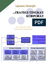 Bab 6 Strategi Tingkat Korporat Ati (1)