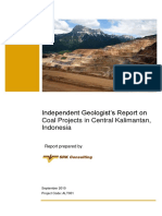 110127 SRK Report Central Kalimantan Coal Projects