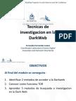 Investigacion en La Dark Web