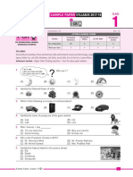 SOF IGKO model question paper Class 1.pdf