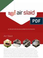 Presentación Air Slaid - TEJIDOS TECNICOS FILTRANTES