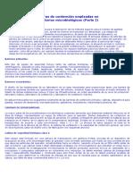 2.Barreras de Contención Empleadas en Laboratorios Microbiológicos