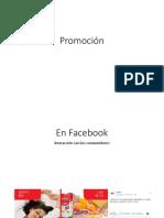 Marketing MIX LAIVE (Promocion)