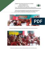 9.2.1.2 Dok. Penggalangan Komitmen, Dok.pelaksanaan Sosialisasi Tentang Mutu Klinis Dan Keselamatan Pasien Yang Dilaksanakan Secara Priodik