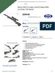 Tokyo Marui VSR-10 G-Spec Airsoft Sniper Rifle With Mock Suppressor (Color_ OD Green) _ Evike
