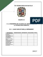 1.4 La Ingeniería de Calidad y El Desarrollo de La Tecnologia Robusta (1)