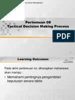 Tactical Decision Making - Binus.ppt