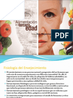 Nutricion en Adulto Mayor