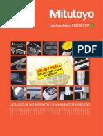 PB 2016 CatálogoBasico Produtos