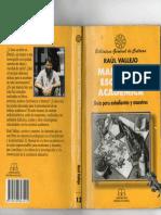 Clase 04 - Raúl Vallejo - Párrafo