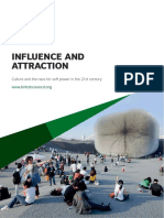 Influence and Attraction Report