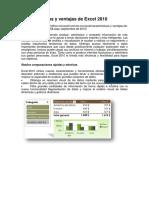 Lectura 6 - Características y Ventajas de Excel 2010