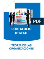 Teoria de Las Organizaciones Portafolio 1era Entrega Anexo Final