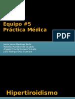 Paratiroides y tiroides