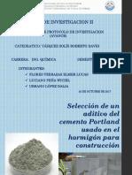 Presentacion de Protocolo (Avance)