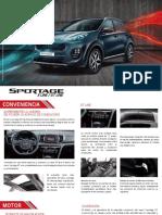 Ficha Sportage GT SEP