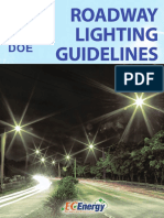 Guide for  Roadlight Computation and Design