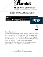 Ethernet Switch 8-16porte_hamlet