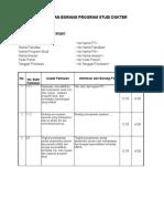 Form Penilaian Asesor Dan Validator