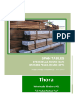 Thora Span Tables _F14F17