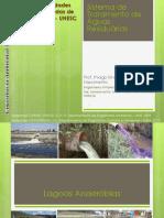 Sistema de Tratamento de Esgotos - 05- Lagoas Anaeróbias