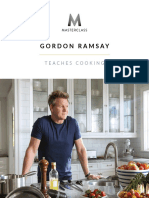 Gordon Ramsay Teaches Cooking Masterclass (WORKBOOK).pdf