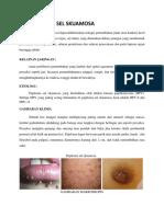 Papiloma Sel Skuamosa, Karsinoma Sel Skuamosa, Adenoma Thyroid, Fibroadenoma Mammae