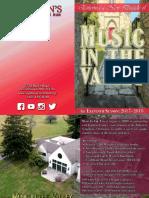 2017-2018 Music in the Valley Season Brochure_digital