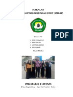 MAKALAH AMDAL 2