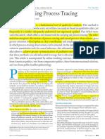 Collier, David- Understanding Process Tracing