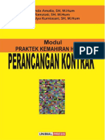 Modul PRAKTEK KEMAHIRAN HUKUM Contract Drafting.pdf