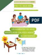 Manual Comunitario de Higiene e Inocuidad de Los Alimentos