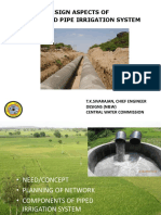 2-Design Aspects of Piped Irrigation(1)