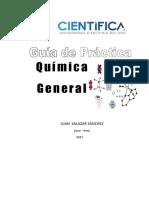 Química General Guía de Laboratorio