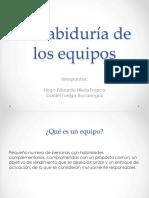 Eq 3 La sabiduria de los equipos (2).ppt.pptx