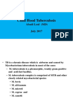 Childhood Tuberculosis
