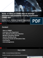 materials_2685_Study on effect of CRIMS data on warpage simulation and possibility of using supplement CRIMS data.pptx
