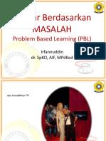 Belajar Berdasarkan masalah 2011.pptx